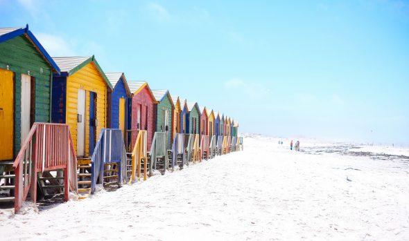 Strandhuisje vakantie: genieten aan zee